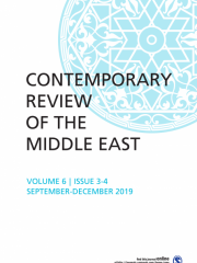 Contemporary Review of the Middle East Journal Subscription