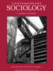 Contemporary Sociology: A Journal of Reviews Journal Subscription