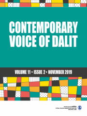 Contemporary Voice of Dalit Journal Subscription