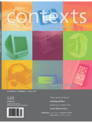 Contexts Journal Subscription