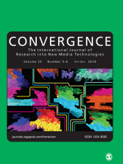 Convergence Journal Subscription