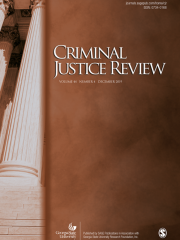 Criminal Justice Review Journal Subscription