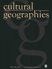 Cultural Geographies Journal Subscription