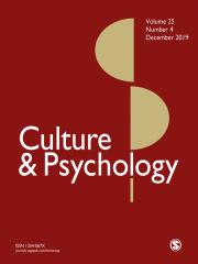 Culture & Psychology Journal Subscription