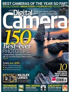 Digital Camera Magazine - UK Edition International Magazine Subscription