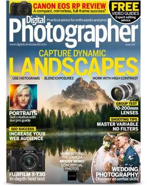 Digital Photographer - UK Edition International Magazine Subscription