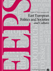 East European Politics and Societies Journal Subscription