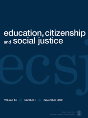 Education Citizenship and Social Justice Journal Subscription