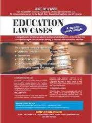 Education Law Cases Magazine Subscription