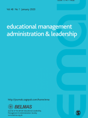 Educational Management Administration & Leadership Journal Subscription