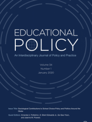 Educational Policy Journal Subscription