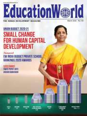 EducationWorld Magazine Magazine Subscription