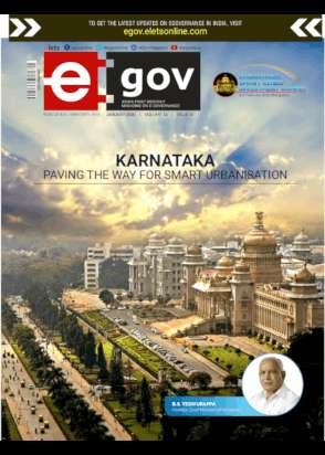 eGOV Magazine Subscription