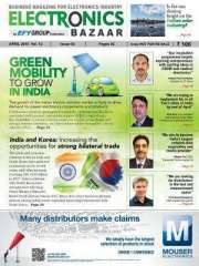 Electronics Bazaar Magazine Subscription