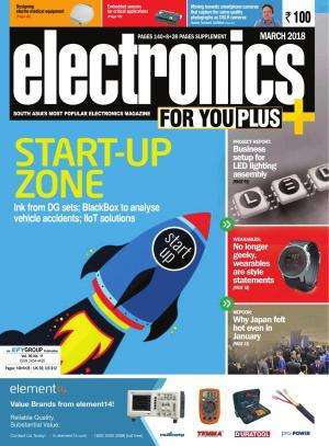 Electronics For You - EFY Magazine Subscription