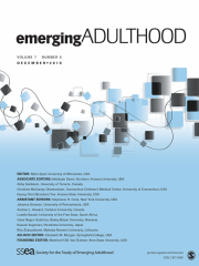 Emerging Adulthood Journal Subscription