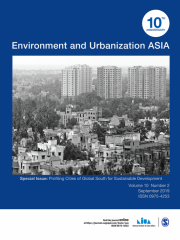 Environment and Urbanization Asia Journal Subscription
