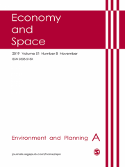 Environment & Planning Package: A + B + C + D + E + F Journal Subscription