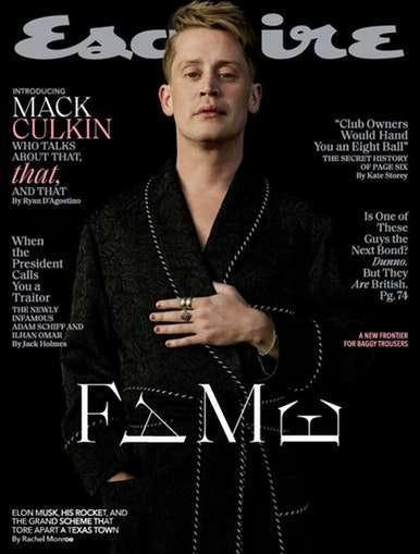 Esquire - US Edition International Magazine Subscription