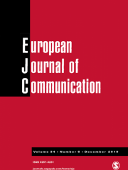 European Journal of Communication Journal Subscription