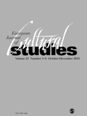 European Journal of Cultural Studies Journal Subscription