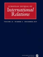 European Journal of International Relations Journal Subscription
