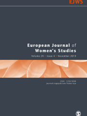 European Journal of Women's Studies Journal Subscription