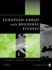 European Urban and Regional Studies Journal Subscription