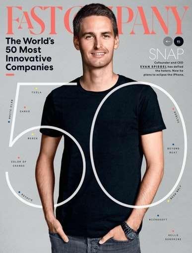 Fast Company - US Edition International Magazine Subscription