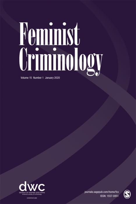Feminist Criminology Journal Subscription