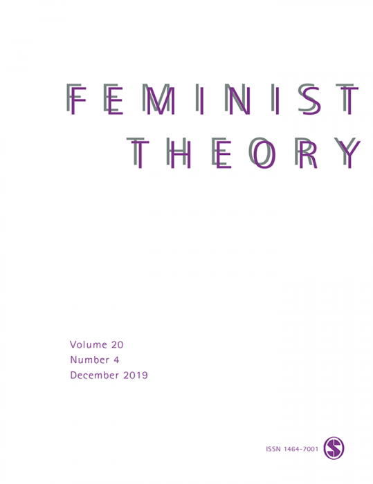 Feminist Theory Journal Subscription