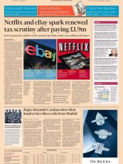 Financial Times International Magazine Subscription