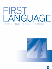 First Language Journal Subscription