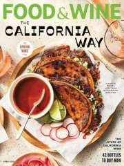 Food & Wine - US Edition International Magazine Subscription