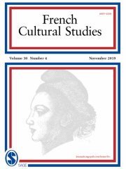 French Cultural Studies Journal Subscription