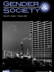 Gender & Society Journal Subscription
