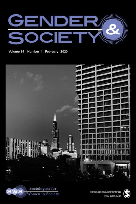 Gender & Society Journal Subscription