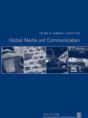 Global Media and Communication Journal Subscription