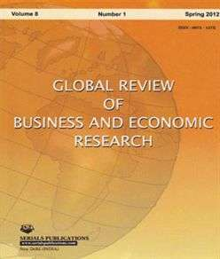 Global Review of Business and Economic Research Journal Subscription