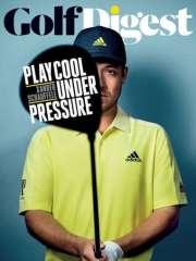 Golf Digest - US Edition International Magazine Subscription