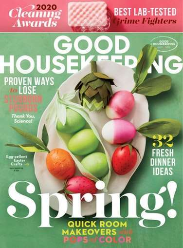 Good Housekeeping - US Edition International Magazine Subscription