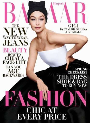 Harper's Bazaar - US Edition International Magazine Subscription