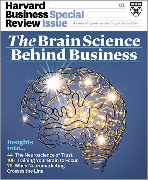 Harvard Business Review Special - US Edition International Magazine Subscription