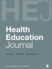 Health Education Journal Journal Subscription