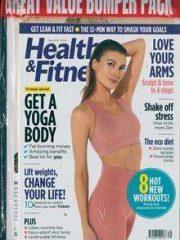 Health & Fitness - UK Edition International Magazine Subscription