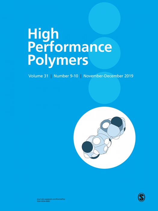 High Performance Polymers Journal Subscription