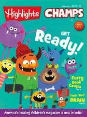 Highlights CHAMP Magazine Subscription