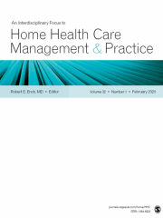 Home Health Care Management & Practice Journal Subscription