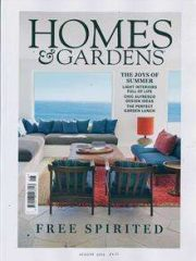Homes & Gardens - UK Edition International Magazine Subscription
