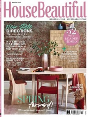 House Beautiful - UK Edition International Magazine Subscription